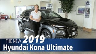 Review: New 2019 Hyundai Kona Ultimate | St Paul, Minneapolis, Inver Grove Heights, Bloomington, MN