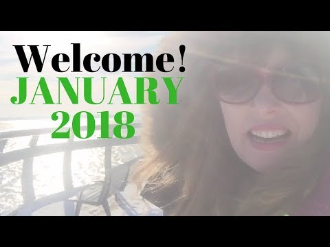 Happy New Year Forecast January 2018