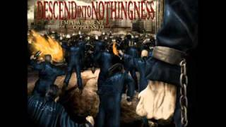Descend Into Nothingness - Cynical Abnegation - (Manifesto of the Imminent Subversion)