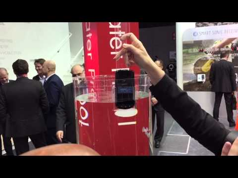 MWC 2015 - Kyocera 'Torque S701'