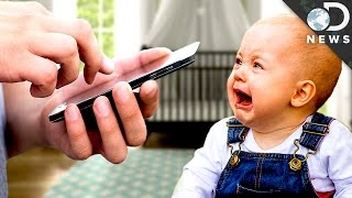 Stop Texting And Pay Attention To Your Baby