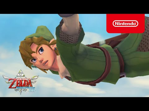 The Legend of Zelda: Skyward Sword HD– Mejoras varias (Nintendo Switch)