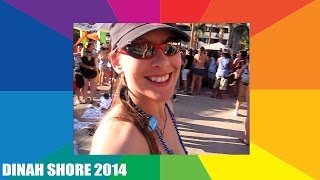 Dinah Shore 2014 Pool Party Palm Springs | Hilton Lesbian Party