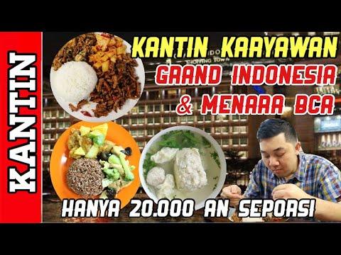 KANTIN KARYAWAN GRAND INDONESIA