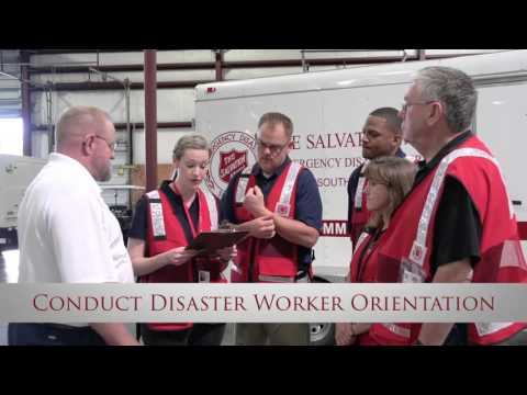 Salvation Army 'Finance & Administration' Training Video