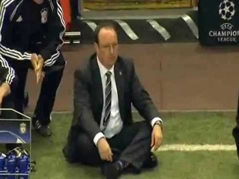 Ice cold Rafael Benitez vs. Chelsea