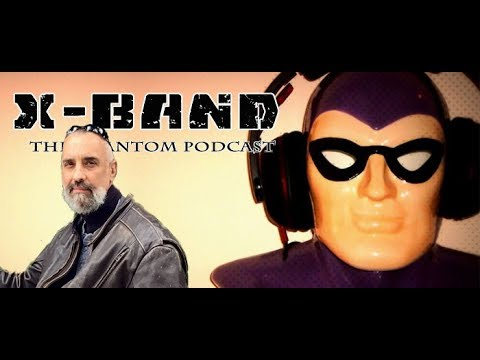 X-Band: The Phantom Podcast - Episode 95: Interview with Tony DePaul