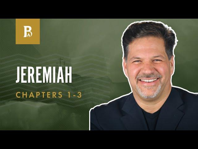 The Call | Jeremiah 1-3