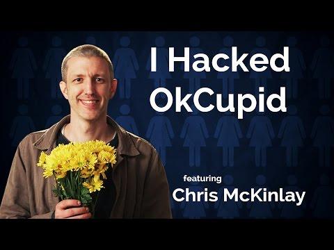 Chris McKinlay - I Hacked OkCupid