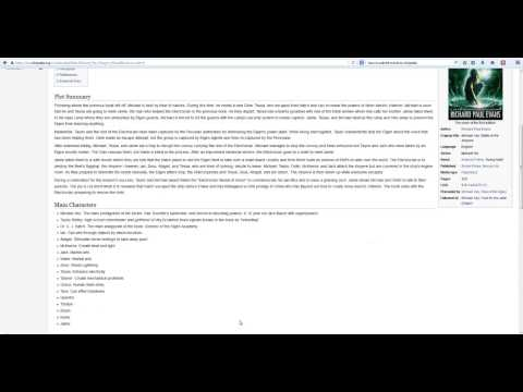 Wikipedia Tutorial:  Submitting article for publication