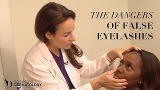 The Dangers of False Eyelashes with Dr. Sherry Ingraham