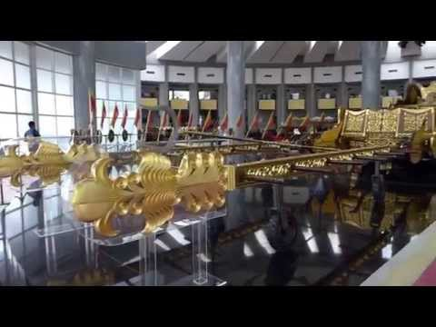 Bandar Seri Begawan, Brunei - Royal Regalia Museum HD (2015)