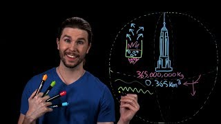 Floating City Physics | Because Science Live