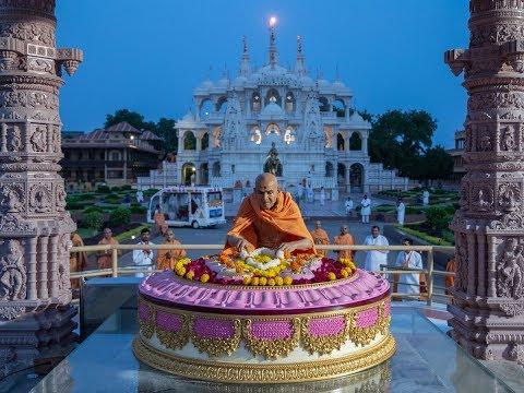 Guruhari Darshan 25-27 Jun 2018, Sarangpur, India
