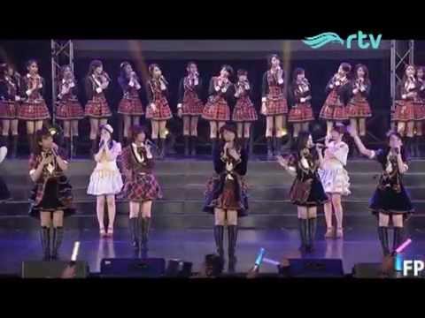 JKT48 - Yuuhi wo Miteiruka (Accoustic) @ Konser JKT48 RTV (27-6-2015)