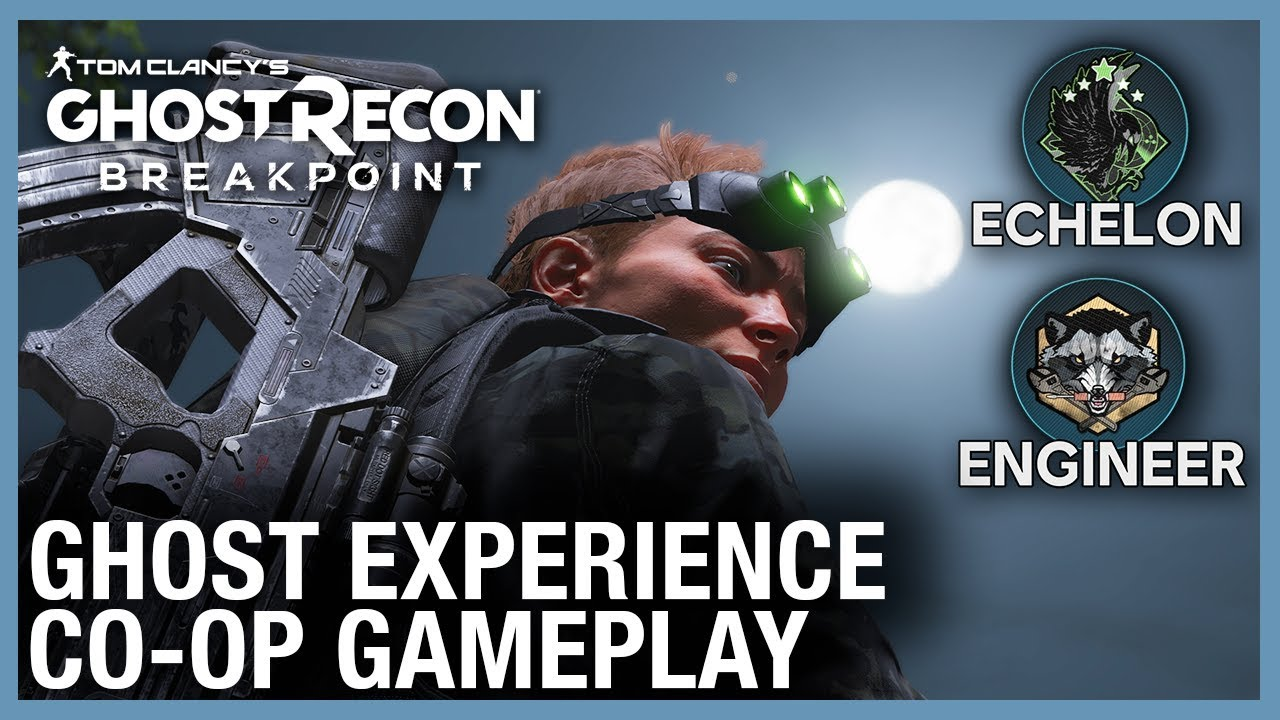 Ghost Experience Co-Op Gameplay Highlights | Ubisoft