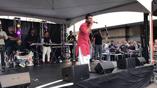 Mankirt Aulakh Latest show Downtown Vancouver CANADA 🇨🇦 2017