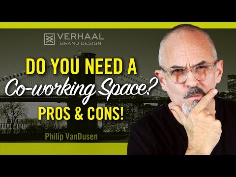 The Pros and Cons of Co-Working Spaces - The Era of the  Digital Nomad