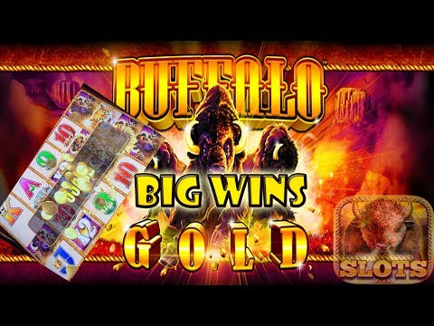 ⭐️ BUFFALO GOLD BIG WIN MAX BET ⭐️ LIVE PLAY & BONUSES SLOT MACHINE