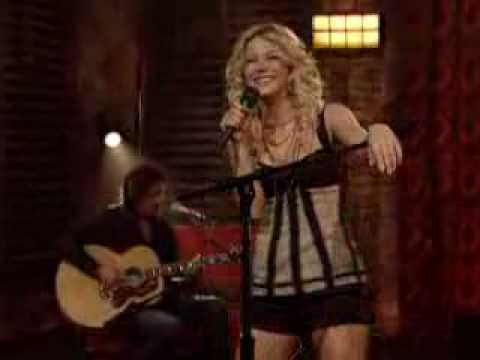 Julianne Hough - That Song In My Head acoustic