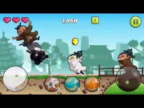 Joguemos Audio Ninja - Música 1, Nível 1 para o iOS