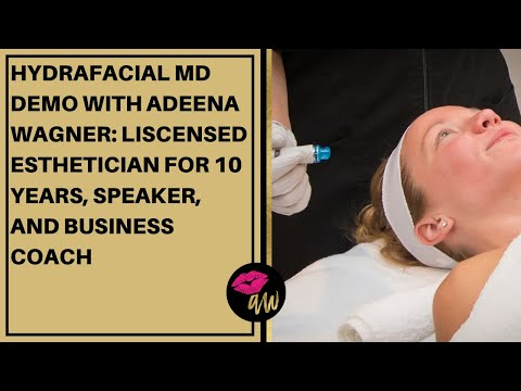 San Diego Poema Skincare's Adeena Wagner- Hydrafacial Beats Microdermabrasion For Acne & Anti-Aging