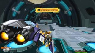 Ratchet & Clank 3 - Demostración del juego completo y Museo Insomniac - Parte 1 de 2 HD