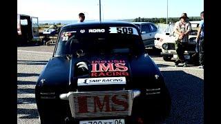 Большие гонки Луганск 2017 Ваз 2107 ( Ингушетия) vs BMW 320i( Алчевск)