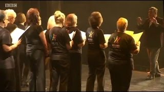 Fine Voice Singers Academy's  QoSV at The Kings on the BBC