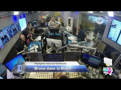 David Guetta en direct de Los Angeles (11/04/2017) - Best Of Bruno dans la Radio