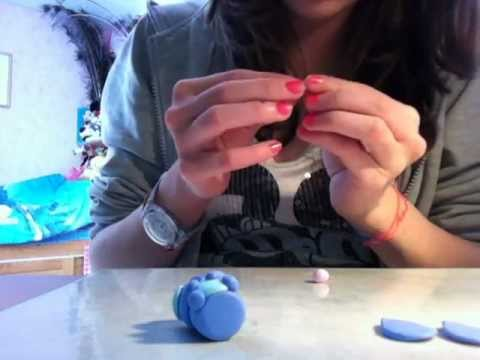 Tuto Fimo Stitch Youtube