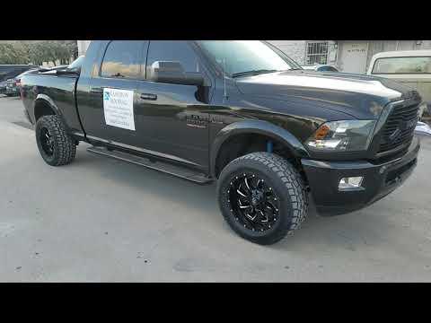50ce930a5da DUBSandTIRES.com 20 Inch 20x10 Fuel Cleavers Rims Nitto Grapplers Dodge Ram  1500 877-