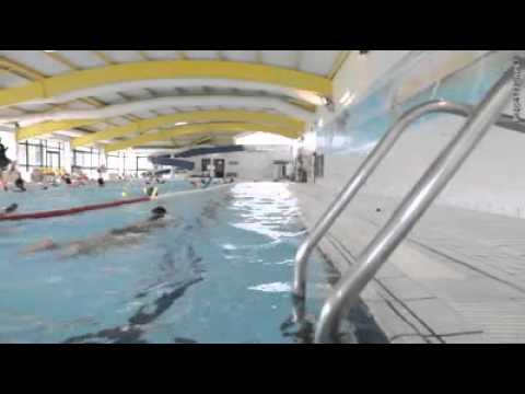 Les bains de l'Isle à Saint Seurin sur l'isle piscine sauna