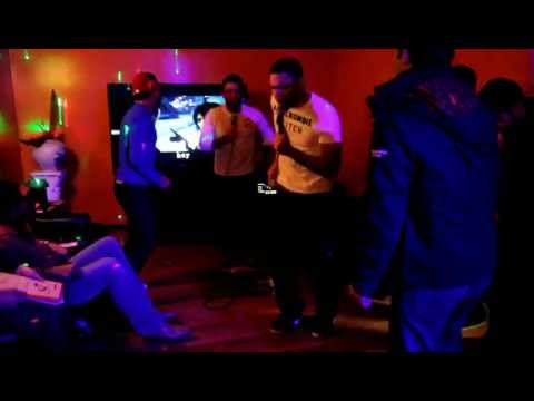 Karaoke in Boston - GanGan Style - Psy