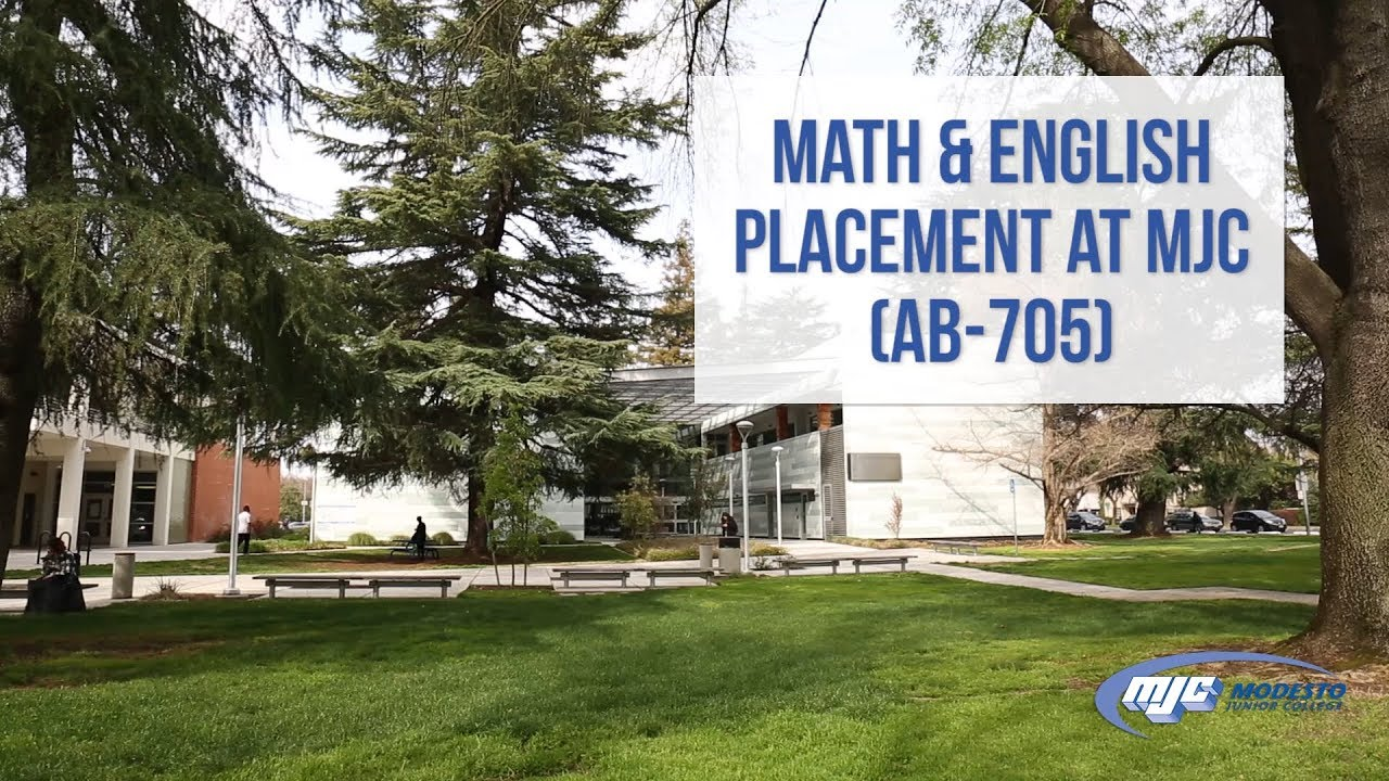 MJC - Step 3: Assessment - Placement Options
