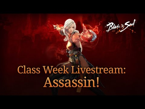 Blade & Soul: Assassin Gameplay and Giveaways – December 3, 2015