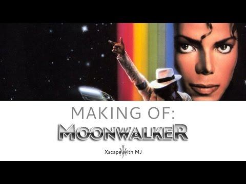 Making of Michael Jackson's Moonwalker