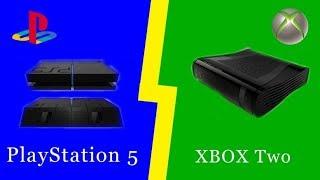 PS5 и Xbox Two Когда Выйдут и Какими они будут!