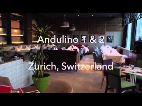 Andulino Steak House, Zurich, Switzerland