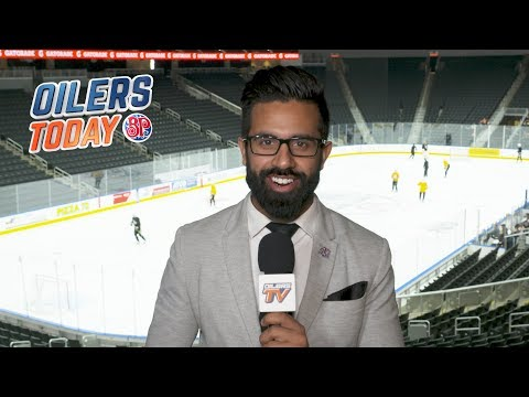 OILERS TODAY | Pre-Game vs PIT