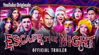 Download ESCAPE THE NIGHT SEASON 3 | Official Trailer Mp3 and Videos
