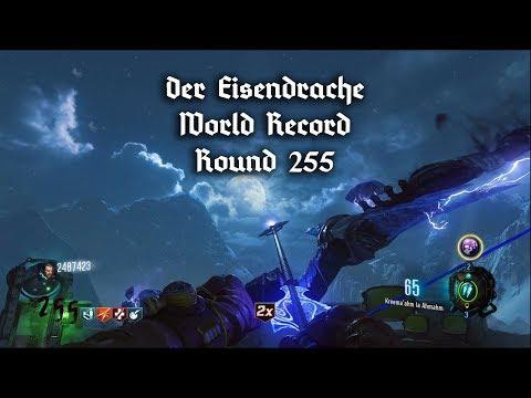 Der Eisendrache Round 255 - World Record