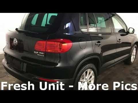 Used 2015 Volkswagen Tiguan Framingham Natick Marlborough MA, MA #A5672P - SOLD