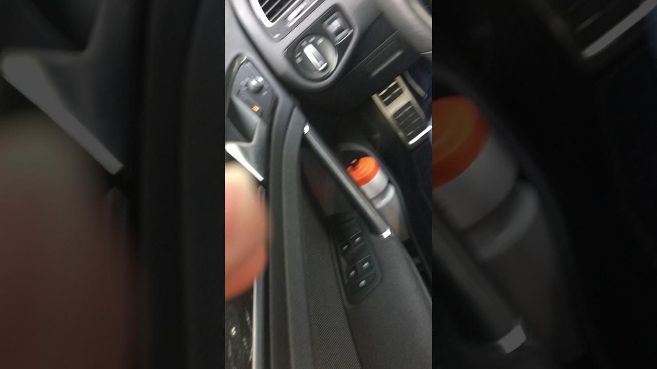 2017 VW MK7 GTI B-Pillar Rattle