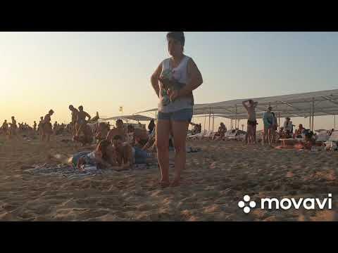 Благовещенская. Центральный пляж