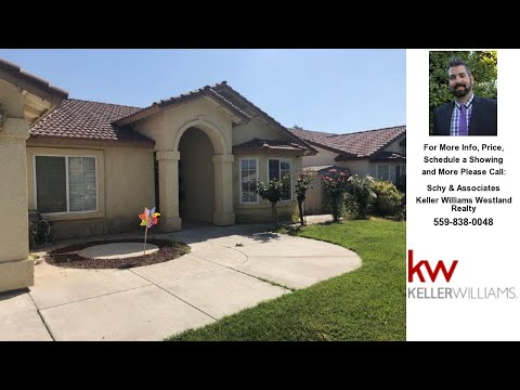 15653 W Sunset Avenue, Kerman, CA Presented by Schy & Associates.