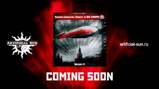 ArtSunCD #015 Russian Industrial Tribute to Die Krupps (Tribute-album preview)