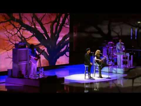 Madonna and Isaac - Paradise