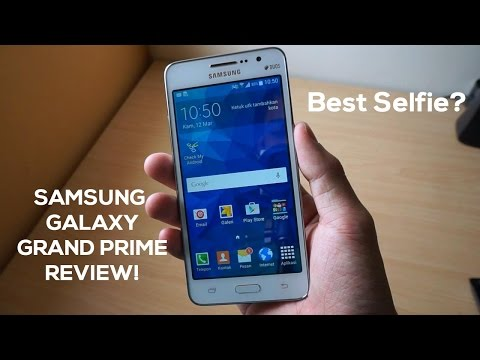 Unboxing & Review Samsung Galaxy Grand Prime Indonesia