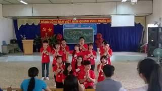 Việt Nam đi, hôn và yêu (THPT An Mỹ 10c1)